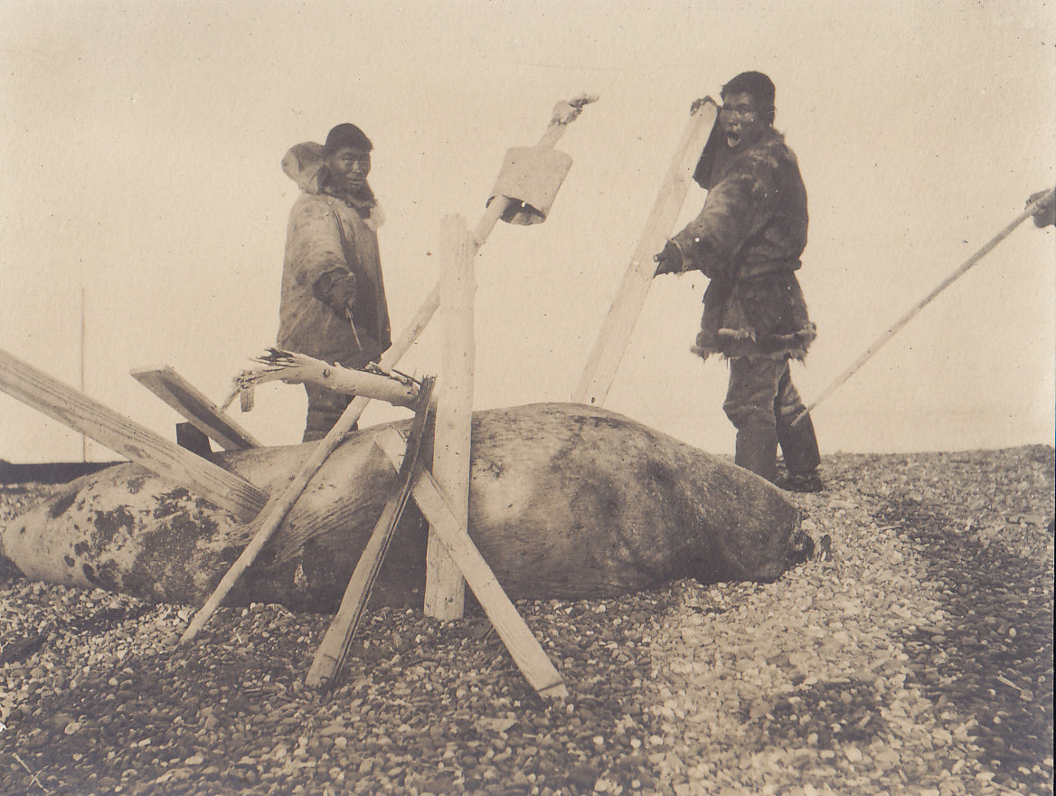 Photo Album of Far Eastern Russia With a Number Depicting the Chukchi and Other Native Peoples