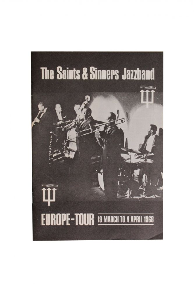 [Jazz]the Saints and Sinners in Europe.