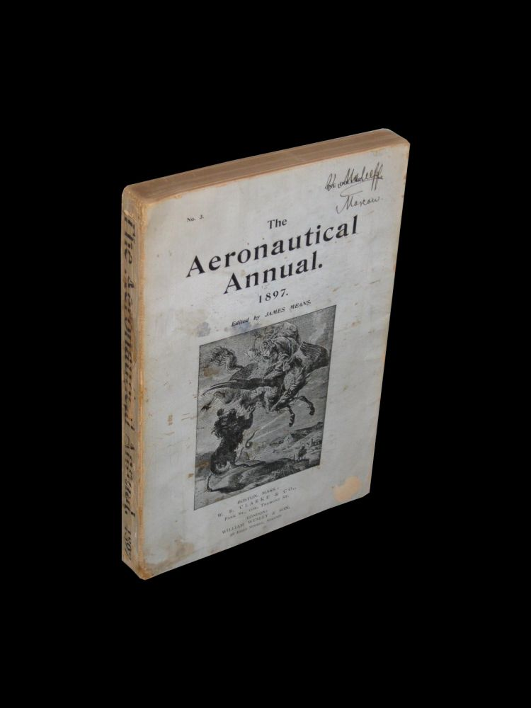 The Aeronautical Annual 1897. James Means.