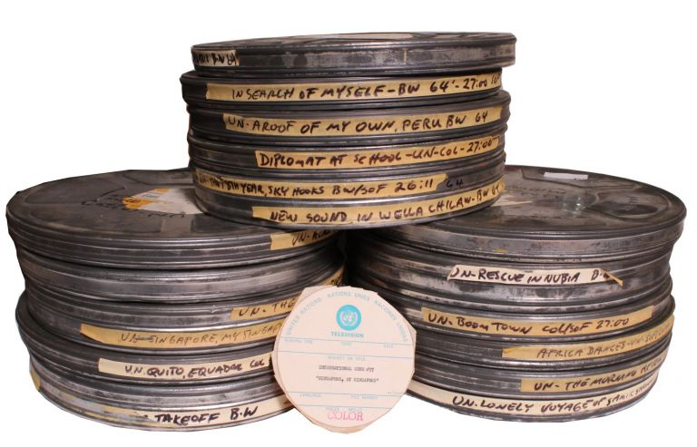 United Nations International Zone Film Collection.