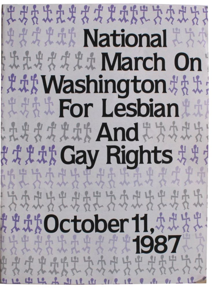 National March on Washington for Lesbian and Gay Rights.