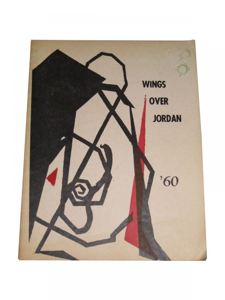 Wings over Jordan '60 [Cover Title].
