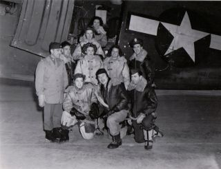 [World War II][Entertainers] Photo Album and Scrapbook Documenting the First U. S. O. Shows at non-U. S. Army Bases.