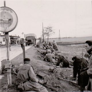 [Photojournalism][Six-Day War][Iron Curtain] Photo Album Compiled by American Journalist Depicting Soviet Europe and the Six Day War.