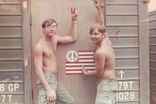 [Military][Vietnam War]photo Album Depicting United States Army Soldiers and Bands.