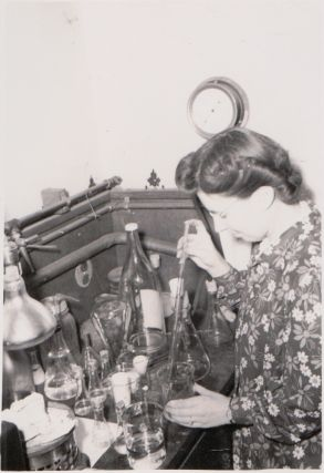 [Women][Business][Science] Photographs, Ephemera and Artifacts Related to Female Engineer, Inventor and Manager. Ida Harman.