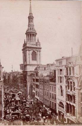 London]19th Century London and Oxford Photographs. James Valentine, George Washington Wilson