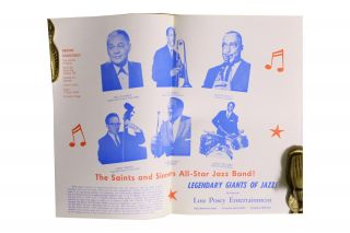 [Jazz] Lou Posey Presents the Saints and Sinners America's Greatest Jazz Band