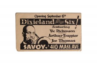Jazz][African Americana] Dixieland all Star Six! Vic Dickenson