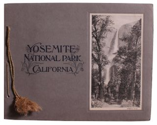 Yosemite National Park California [Cover Title].