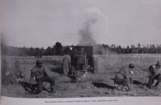 Historical and Pictorial Review 184th Field Artillery Army of the United States [Extra-Illustrated with Original Photographs. ]