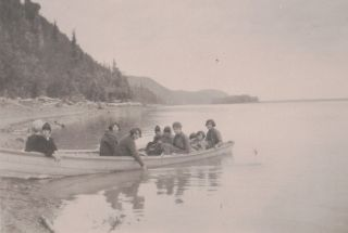 Photographs of Alaska Including the Eklutna Industrial School and the Anvik Christ Church Mission.