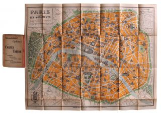 Plan Monumental De Paris