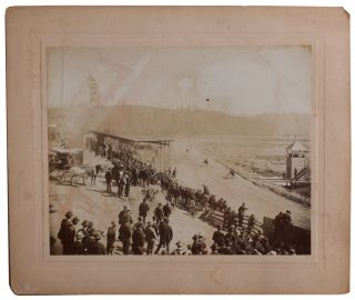 Photographs Depicting Marshfield Horse Race Track