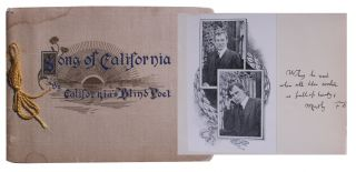Song of California. Mentley F. Still