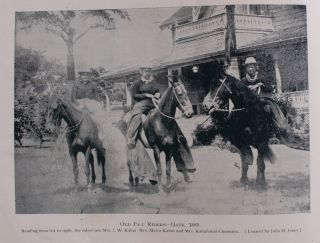 [Second Edition] Pictorial Souvenir of the Honolulu Mid-Winter Floral Parade Held At Honolulu, Feb. 22, 1906.