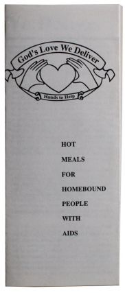 Hot Meals for Homebound People with AIDS