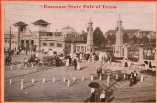 Special Days and Features. State Fair of Texas, Dallas, Texas.