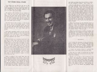 Adam Clayton Powell Jr. and Harlem's Abyssinian Baptist Church Ephemera. Adam Clayton Powell Jr