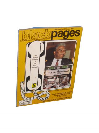 Chicago Black Pages Blackpages
