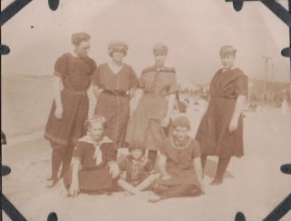Brown Family Photo Album Showing Travels to Tucson, Denver, Estes Park, Michigan City and More.